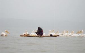 Pescatore quasi solitario - Etiopia 2009